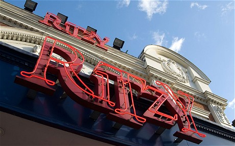 Ritzy cinema Brixton London England UK
