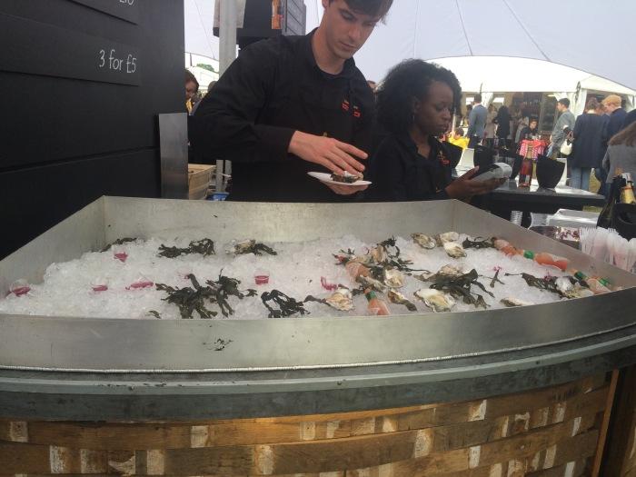 taste of london oysters