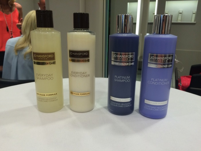 Jo Hansford shampoo