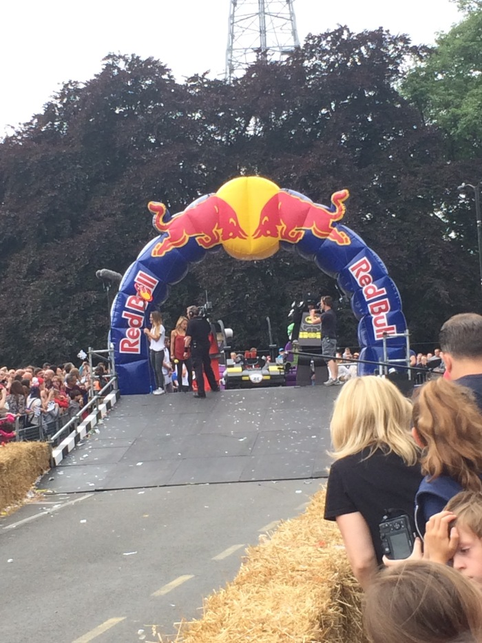 redbull race