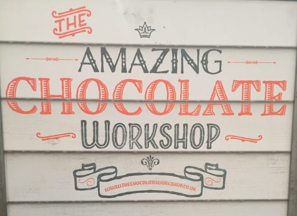 The Amazing Chocolate Workshop Surrey Vs London